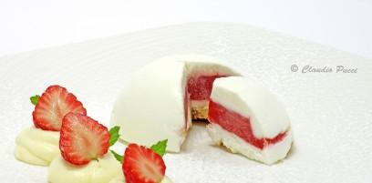 Cheesecake glacè